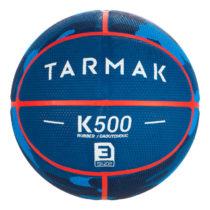 TARMAK Detská Lopta K500 V3 Modrá