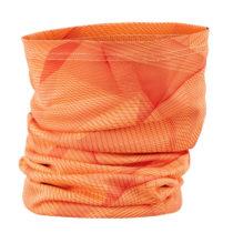 QUECHUA Detský Nákrčník Mh500 Oranžový