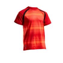 ARTENGO Detské Tričko 500 červené