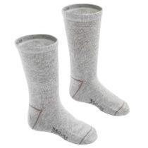 DOMYOS Detské Ponožky 100 2 Páry