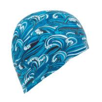 NABAIJI Plavecká čiapka 500 Modrá