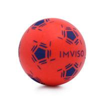 IMVISO Mini Penová Lopta červená