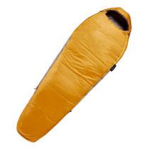 FORCLAZ Spací Vak 500 5 °c žltý