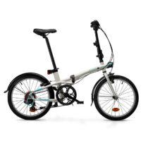 BTWIN Skladací Bicykel Tilt 500