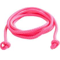 DOMYOS šnúra Na Gymnastiku 3 M Ružová