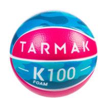 TARMAK Lopta K100 Foam Ružová