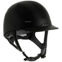 FOUGANZA Prilba C900 Sport čierna