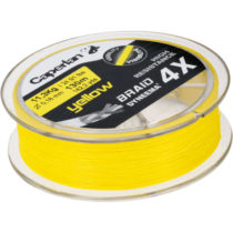 CAPERLAN šnúra Tx4 žltá 130 M