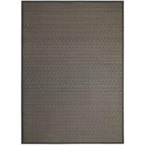 Čierny vonkajší koberec Universal Bios, 140 x 200 cm