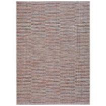 Červený vonkajší koberec Universal Bliss, 155 x 230 cm